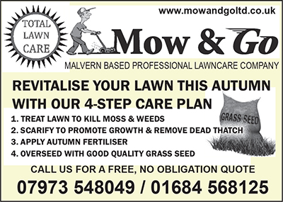 Autumn Lawn care plan